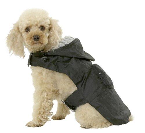 Artikelbild: Karlie Hunde-Regenmantel, 45 cm Pocket Star, schwarz