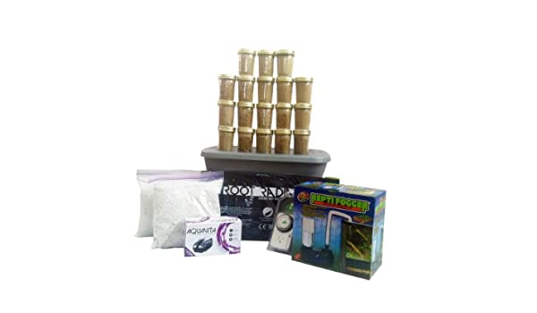 Mega Mushroom Growing and Incubating Kit with Humidifier