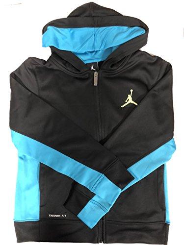 fa10fcfa7299ac Nike Jordan Boys  Therma-Fit Fleece Full Zip Jacket ...