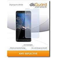 [2 Pack] Blackview A10 Screen Protector Film disGuard® [Anti-Reflex] Anti-Glare, Anti-Reflective / Scratch Resistant, Bubble-Free Install, Anti-Fingerprint, Anti-Scratch / Film, Protector Film, Screen Guard