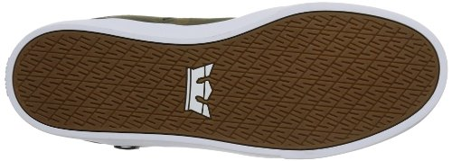Supra VAIDER LC S86017 Unisex-Erwachsene Sneaker Mehrfarbig (CAMO/BLACK - WHITE CBW)