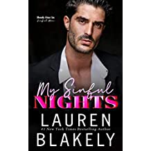 My Sinful Nights (Sinful Men Book 1) (English Edition)