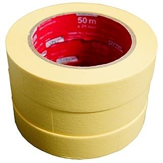 CON:P B22299 Masking Tape 3pcs 25x50 mm