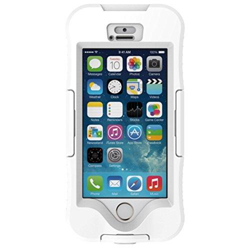 MOONCASE iPhone SE Coque Etanche Preuve de l'eau Protection Waterproof Case Anti-Choc Anti-Neige Anti-Poussière Etui pour iPhone 5 5S / iPhone SE Teal Blanc