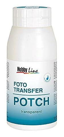 Kreul 49953 - Foto Transfer Potch, 750 ml (Porzellan Stoff)