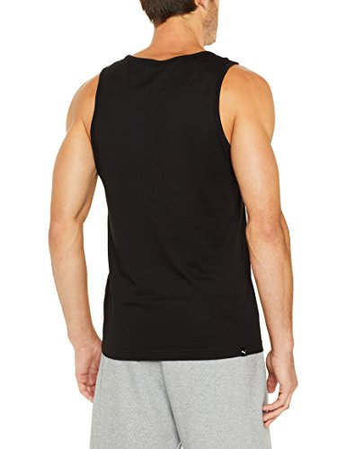 Puma Ess No. 1 Top, Herren Cotton Black