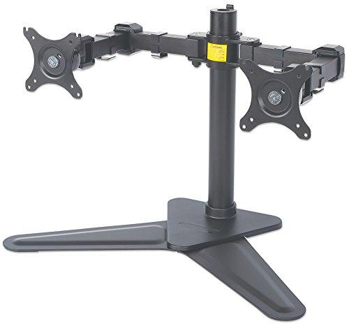 manhattan-461108-standfuss-mit-monitorarm-fur-zwei-monitore-bis-30-zoll-zweifach-schwenkbar-schwarz