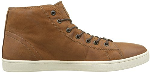 Redskins Slider, Baskets Hautes Homme Marron (Cognac 47)