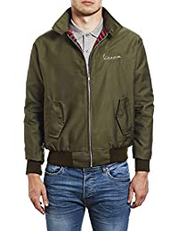 Bordada Para Northern De Chaqueta Scooter Harrington Vespa Hombre 45revs Soul O6xqwCfg