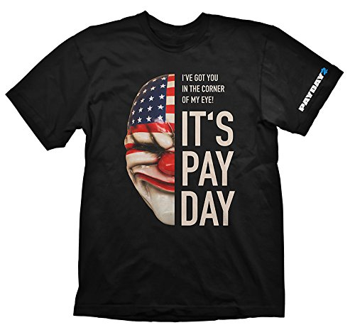 payday-2-t-shirt-dallas-mask-xxl