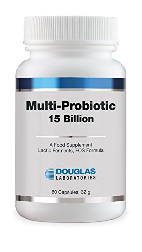 Douglas Laboratories Europe Multi-Probiotic 15 Billion 60 Kapseln (32g) -