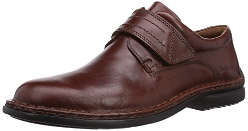 Josef Seibel Vigo 09, Low-Top Sneaker uomo, Marrone (Braun (43 300 brandy)), 39
