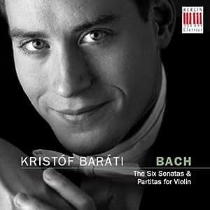 Sonaten Und Partiten F.Violine Bwv 1001-1006