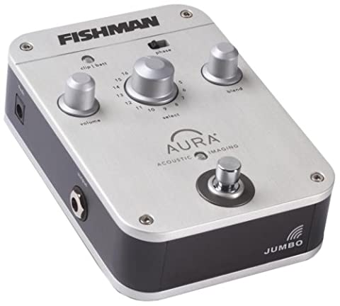 Fishman Aura Jumbo Imaging Pedal
