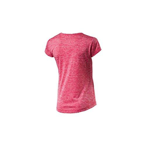 ENERGETICS Gaminel Mädchen T-Shirt, Orange Dark/Melange, 164