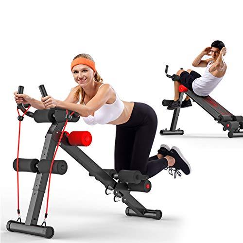 Abdominal Abdominal Muscle Trainer Midi Roller Coaster Máquina de Abdomen de Deslizamiento Vertical Máquina de Cintura Belleza Máquina de Fitness