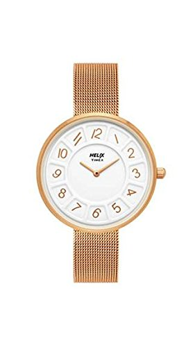 Timex Youth White Dial Color Women Watches-TW031HL05 image