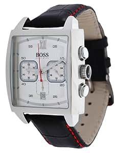 Hugo Boss Men's Quartz Watch 1512734 1512734 with Leather Strap