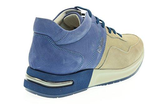 CALLAGHAN donna sneakers basse 92100 Blu Blu-Bei