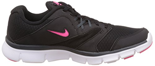 Nike W Flx Experience Rn 3 Msl Chaussure de Course à Pied Fille Nero (nero)