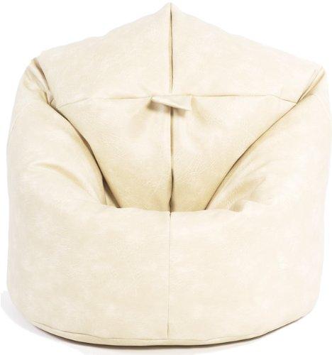 x-l-top-quality-cream-faux-leather-classic-beanbag-bean-bag-chair