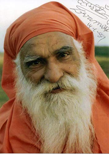 A Living Messiah: Himalayan Yoga Maharishi Swami Dev Murti ...