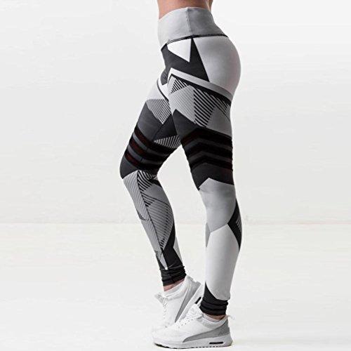 99native - Leggings sportivi -  donna Gray