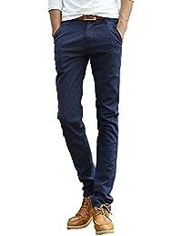 Unknown - Pantalon - Skinny - Homme bleu bleu 38