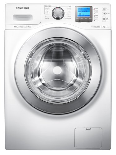 Samsung WF1124XAC EcoBubble VRT 12kg 1400rpm Freestanding Washing Machine - White