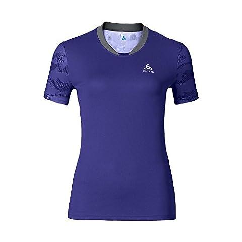 Odlo T-shirt Morzine Cycling pour femme–Spectrum