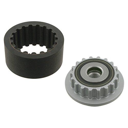 Preisvergleich Produktbild febi bilstein 30816 Generatorfreilauf mit Kupplung,  für Generator und Klimakompressor ,  1 Stück