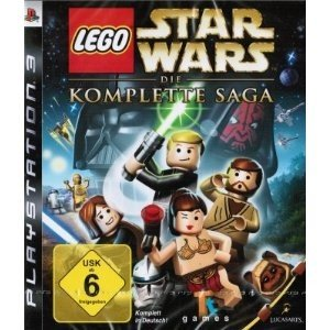 Lego Star Wars - Die komplette Saga [Software Pyramide] Lego Star Wars Die Komplett Saga