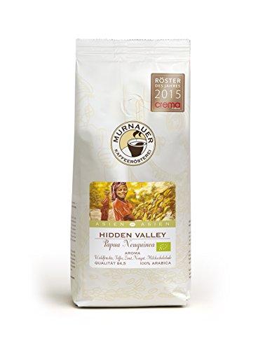 Murnauer Kaffeerösterei HIDDEN VALLEY - Espressobohnen aus Papua Neu Guinea - Premium Kaffee -...