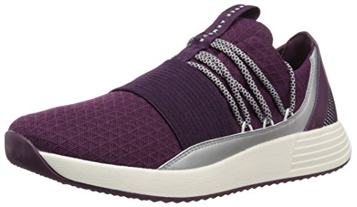 Under Armour Breathe Lace, Scarpe da Fitness Donna, Rosso (Bordeaux/Silver), 41 EU