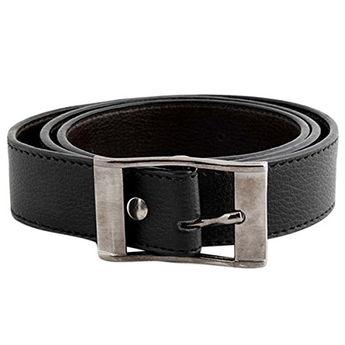 Mango People Black Casual H-Belt For Men  available at amazon for Rs.110
