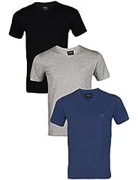 Maniac Mens Half Sleeve Tshirts Combo