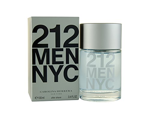 CAROLINA HERRERA 212 MEN after shave 100 ml