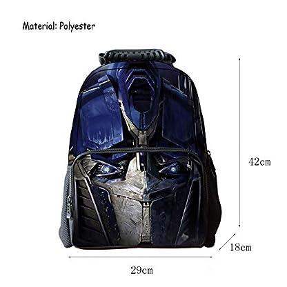 41wSiEyvx%2BL. SS416  - Transformers Mochila Escolar Para Niños Adolescentes Ligeros Mochilas Para Niños Y Niñas Bolsas Escolares De 8-15 Años
