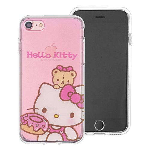 Sanrio Cute Jelly Case für iPhone SE/iPhone 5S / iPhone 5, Sweety Jelly Hello Kitty (iPhone SE / 5S / 5)