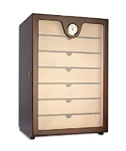 Cave a cigares humidor-cabinet pour 200 cigares Humideur