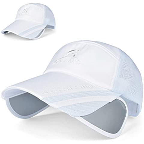 G7Explorer Large Retractable Brim Sun Hat Fishing