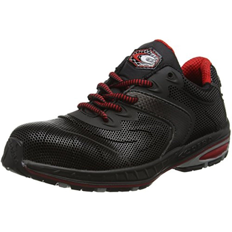 0b7b3edf156f9 Cofra 19130- 19130- 19130- Goaltender S1 P Chaussures de s eacute curit  eacute  SRC Taille 40 Noir rouge - B01G9WHOXI - 990baa