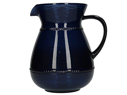 Creative Tops Drift Extra Fort Plastique Carafe à eau, 2.8litres (5pintes), acrylique, Bleu, 15x 15x 20cm