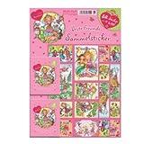 Prinzessin Lillifee - Beste Freunde Sticker Multipack