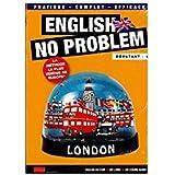 english no problem débutant 1; la méthode la plus vendue en Europe; inclus un DVD + un livre + un cours audio