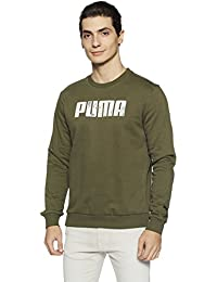 Puma Men's Cotton Sweatshirts