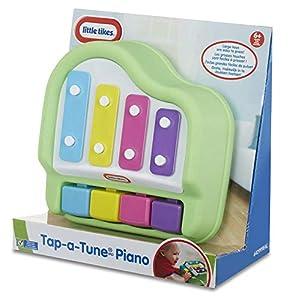 little tikes Tap-a-Tune Piano Instrumento Musical de Juguete Piano - Juguetes Musicales (Instrumento Musical de Juguete, Piano, Niño/niña,, CE, 6 Mes(es))