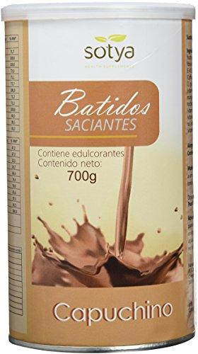 Sotya Saciantes, Batidos con sabor de Capuchino,