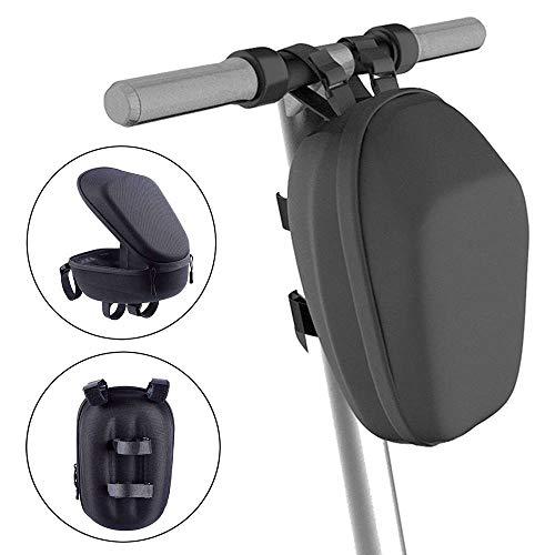 Qwhome Bolsa de Almacenamiento para Xiaomi M365 Scooter eléctrico Herramienta Frontal Cargador de...