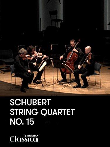 Schubert - Streichquartett Nr. 15